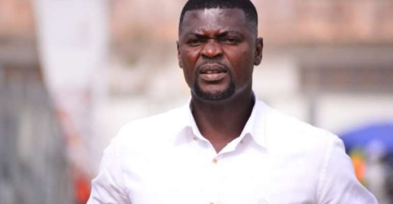 GHPL: Medeama Coach Not Carried Away By His Side's Decent Start