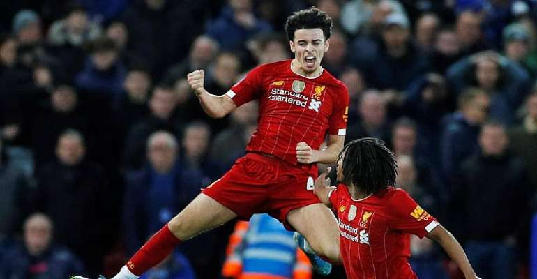 FA Cup: Liverpool 1-0 Everton [HIGHLIGHTS]