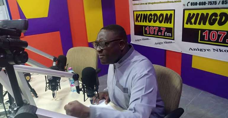 Year Of Return Comes From A Visionary Leader--Buaben Asamoah