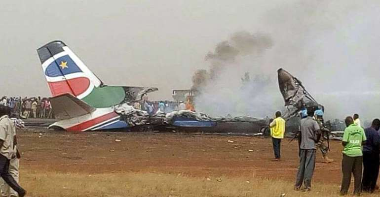 UN Commiserates With Victims Of Sudan Plane Crash