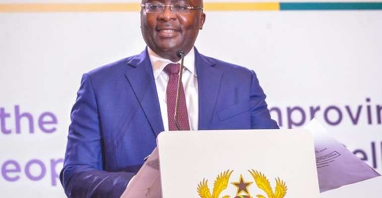 Ghana Card To Replace Voters' ID Card Soon  – Bawumia