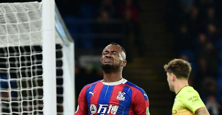 Joran Ayew's Crystal Palace Suffer Home Defeat To Derby County In FA Cup
