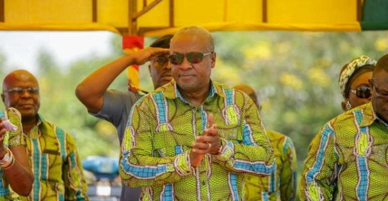 Mahama Expected At Ceremony Marking Ghana's 25 Years Of Democracy