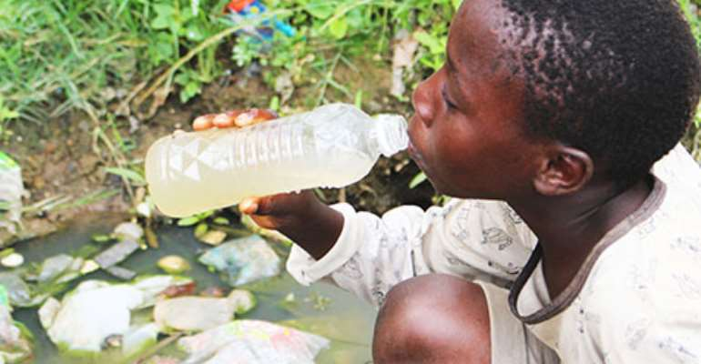 Knust Study Links Increased Mortality Rate To Contaminated Water Sources