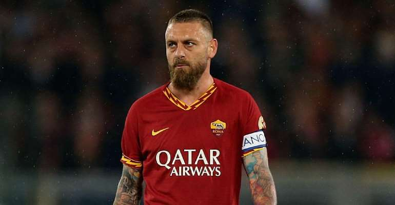 Roma Legend Daniele De Rossi Retires From Football