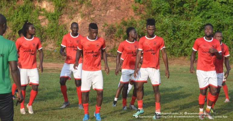 Kotoko Set To Play Friendly Match With Lazio FC This Afternoon