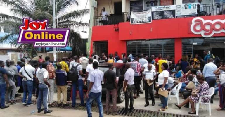 Angry MenzGold Customers Push For Locked-Up Cash