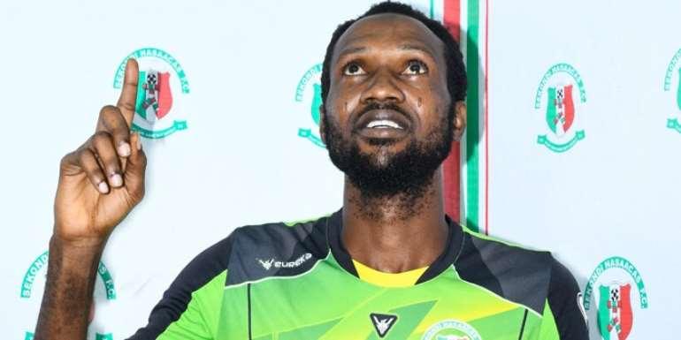 Hasaacas Sign Midfielder Saddick Labanti