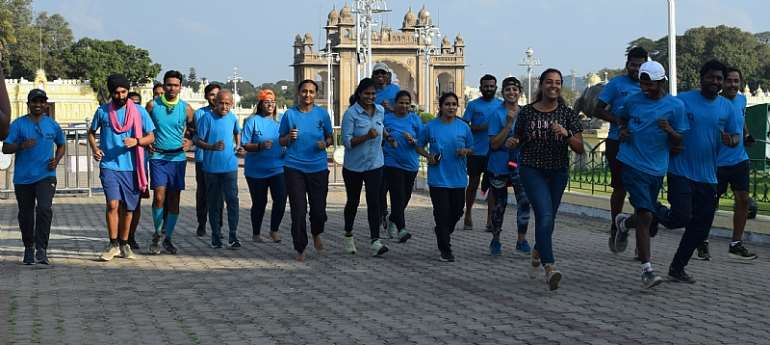 148km Run To Promote Gender Equality