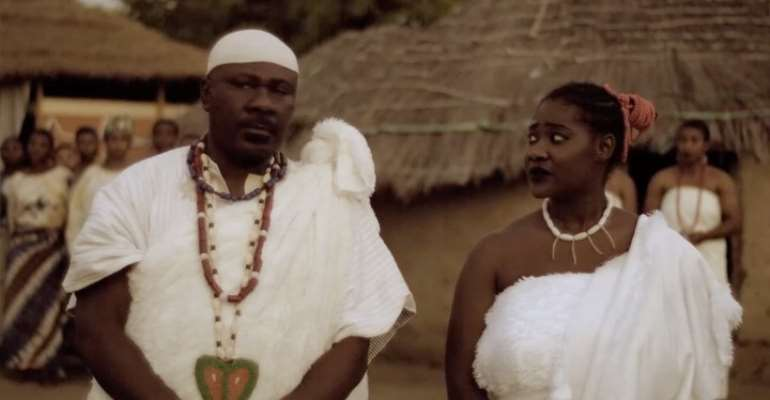 [Watch] Mercy Johnson Drops Trailer For 'The Legend of Inikpi' Movie Set For January 24