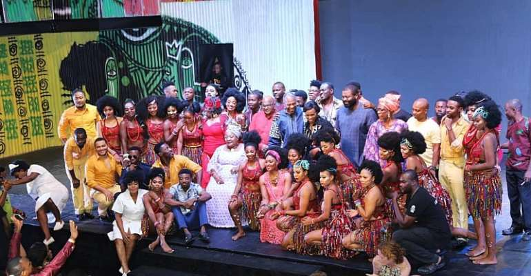 Fela's Republic, Kalakuta Queens Hold Audiences Spellbound With Captivating Finale