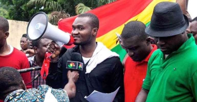 Constitution Day: OccupyGhana Wants Assets Declaration Law Well Implemeneted