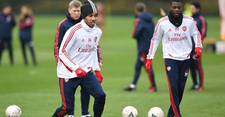 Aubameyang Desperate To Take Arsenal Back To The Top