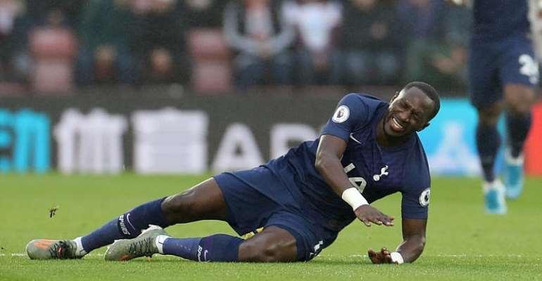Tottenham's Sissoko Undergoes Knee Surgery