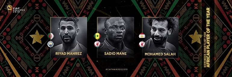 LIVESTREAM: 2019 CAF Awards