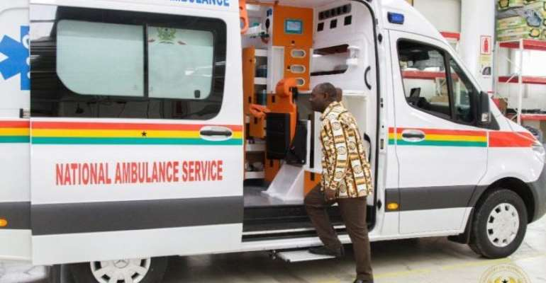 New Emergency Number For The Ambulance Service