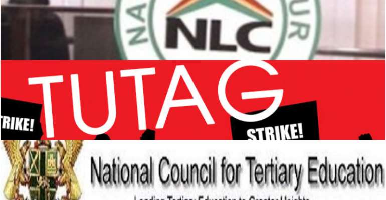 TUTAG In Hot Banter With Gov't, NCTE Following Strike