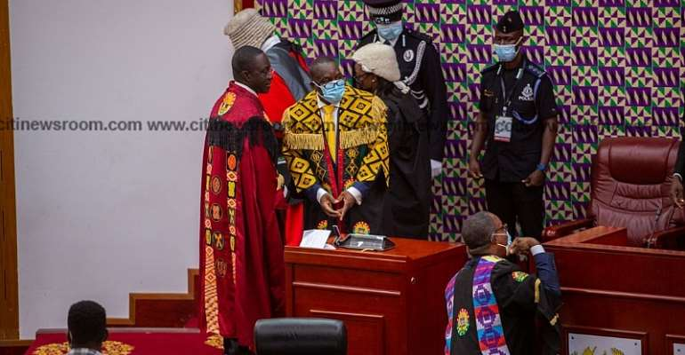 Unprecedented Election Of Legendry Ndc Legislator, Alban Sumana Kingsford Bagbin, As Speaker Of 8th Parliament Of The 4th Republic: 5 Lessons To Take Away
