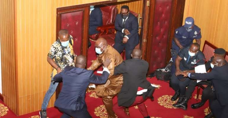 A Stain On The Democracy Of Ghana - Who Should We Blame?