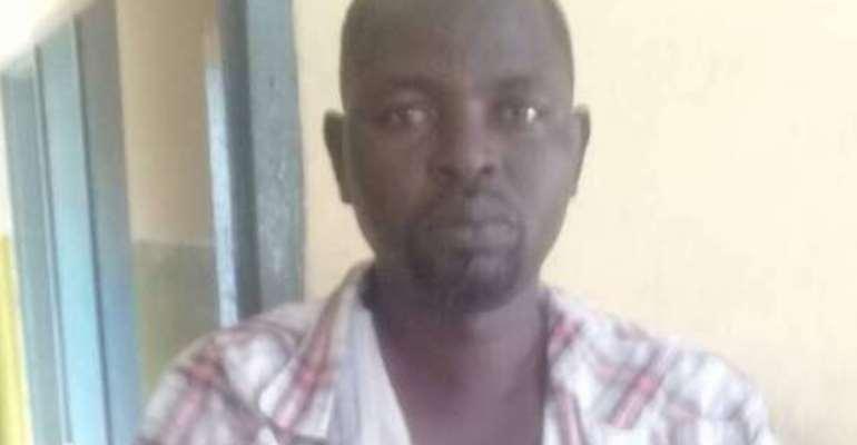 Suspect Seidu Maiga, The Nigerien