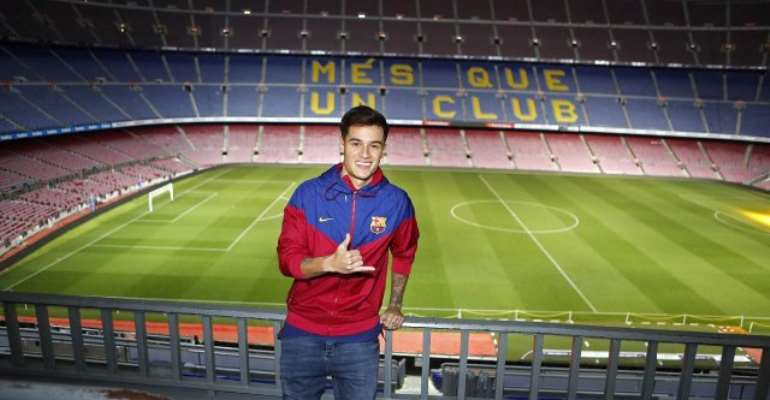 Coutinho Says £142m Barca Move Is A 'Dream Come True'