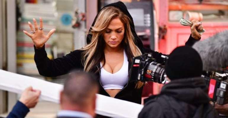 Jennifer Lopez on the location of Hustlers shooting