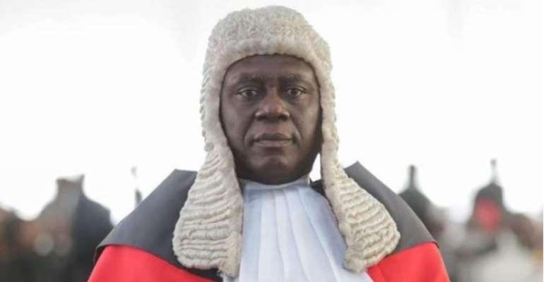 GFA Congratulates New Chief Justice, Anin Yeboah