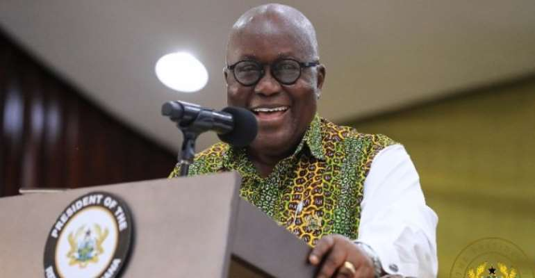 Akufo-Addo Commends Ghanaians For Successful Year of Return