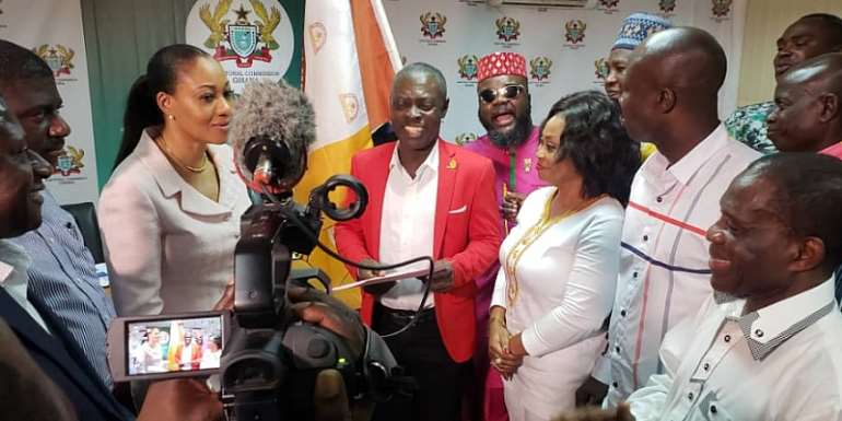 I Will Rate Akufo-Addo And NPP 0.0%--Osofo Kyiri Abosom