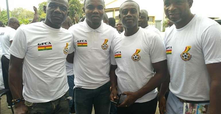 We Have Local Competent Coaches To Handle Black Stars – Augustine Arhinful