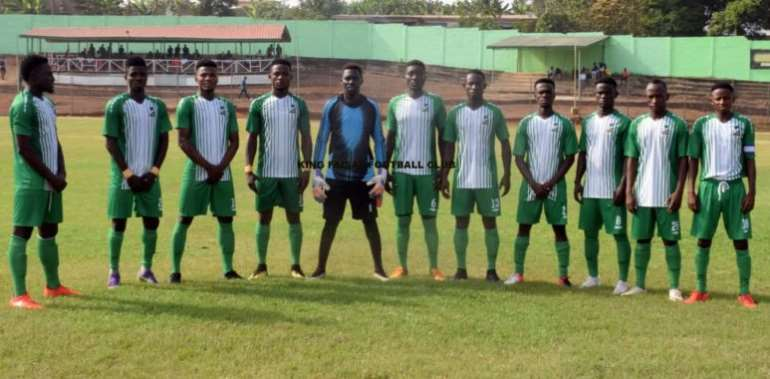 GHPL: King Faisal Get Massive Financial Support
