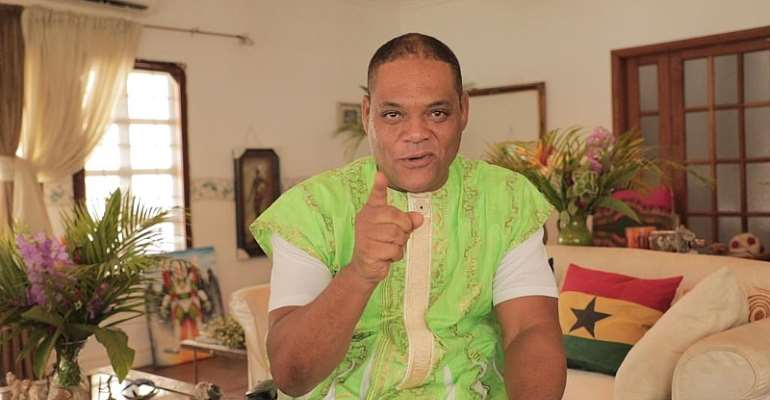 Ghana's Constitution An Illusion Of Hope–Greenstreet