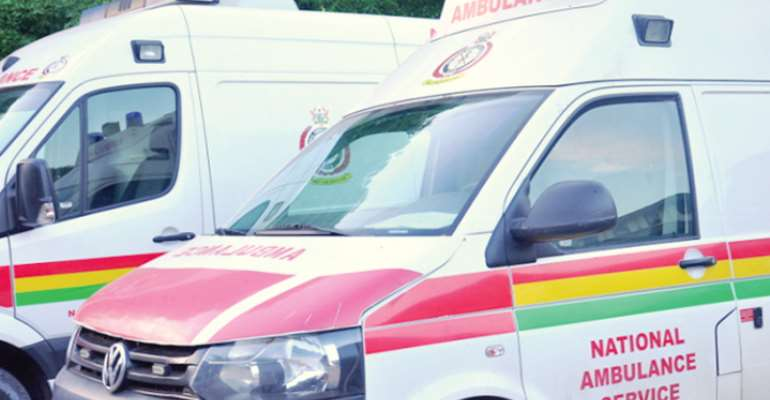 Procurement Of Ambulances: The Story So Far [Infographic]