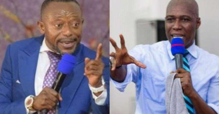 [Watch] Stop Impregnating Your Church Members - Owusu Bempah Tells Prophet Kofi Oduro