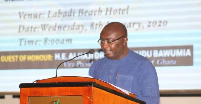 Bawumia Urges State Enterprises To Join The Digitisation Train