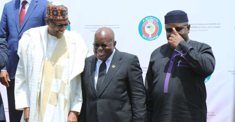Let's Fix Nigeria's Problem As Friends – Akufo-Addo