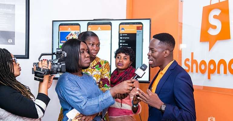 ShopNaw Enters Ghana Market
