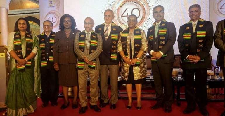 Facilitating Trade & Cementing Friendships At India ITME Society's 40th Year Celebration