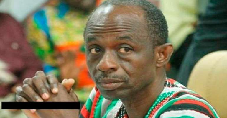 Johnson Asiedu Nketia is NDC General Secretary