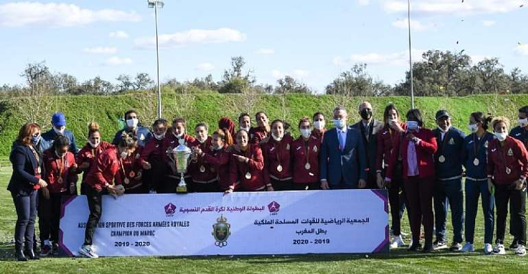 Morocco sets the ball rolling for big boom in women's football