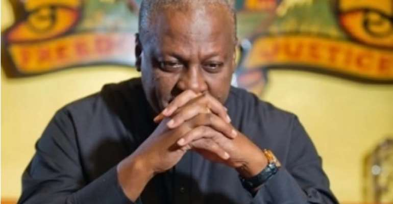 Mahama files motion to make corrections to election petition