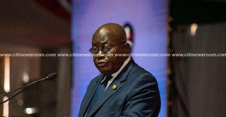 Akufo-Addo praises Ghana-France relations