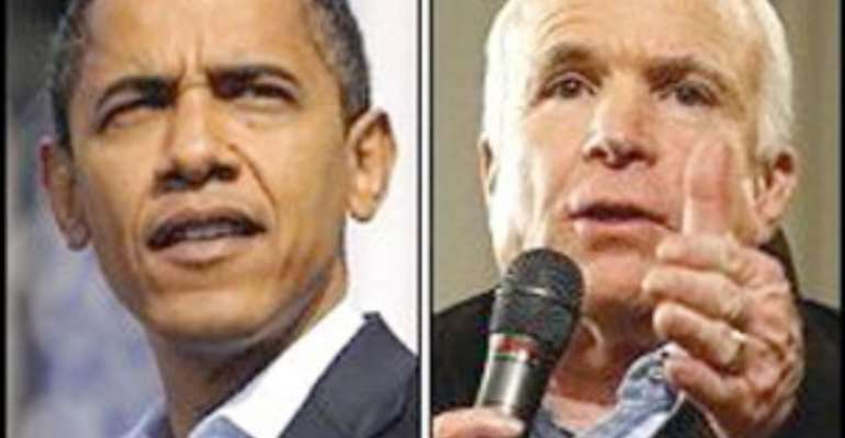 Obama Will Be My President – McCain