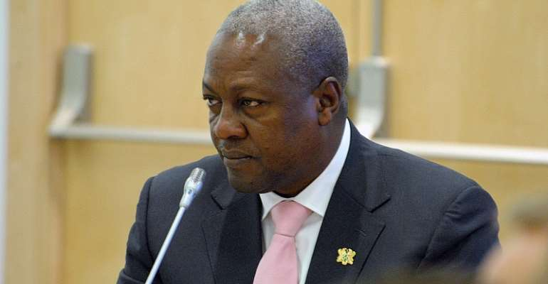 Is humility really Mahama's strength?