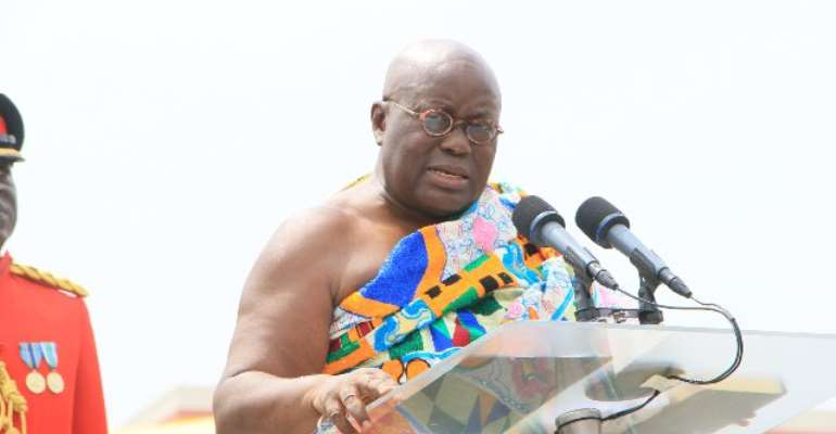 Ghana's Akufo-Addo and other leaders caught up in plagiarism scandals
