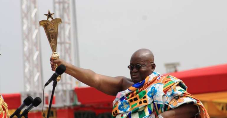 Nana Addo Must Not Tolerate Incompetence And Laziness----Revamp Backroom Staff