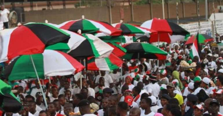 NDC Paid Dearly For Their Tribal Bigotry!