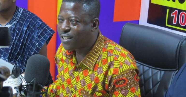 The Member of Parliament for Bantama Daniel Okyem Aboagye