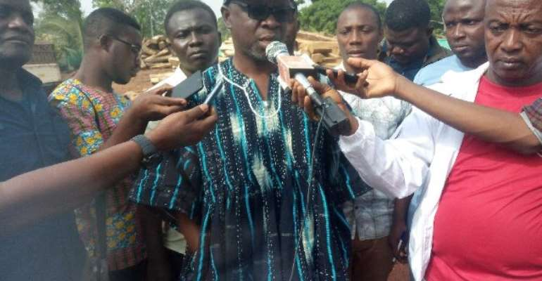 Minister Reiterates Ban On Lumbering Of Rosewood