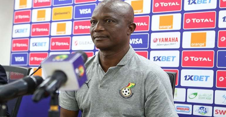 Sudan FA Top Official Confirms Talks With Coach Kwesi Appiah